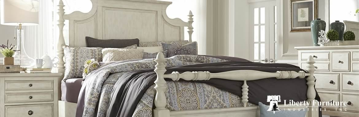 Bedroom Furniture by Liberty at Francis Furniture of Troy