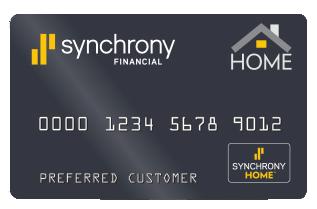 Synchrony Home Card